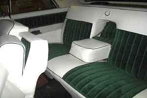 1964 Cadillac Coupe Deville Seat Covers